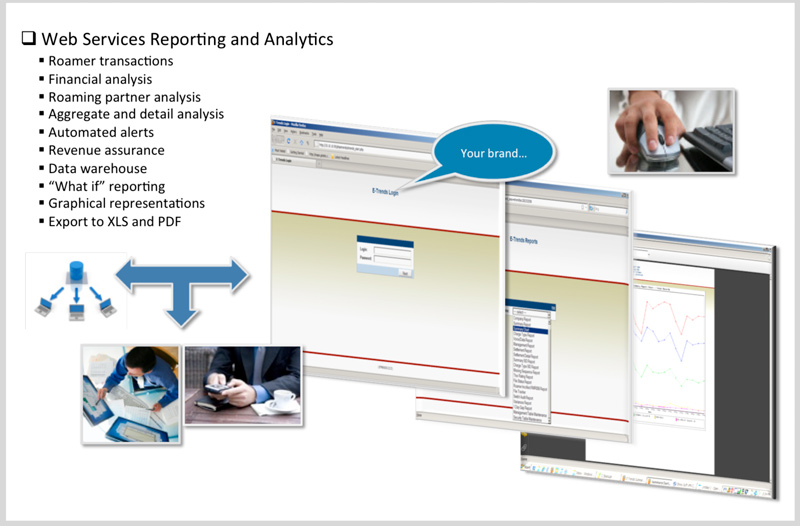 E-TRENDS© (Analytics and Reporting)